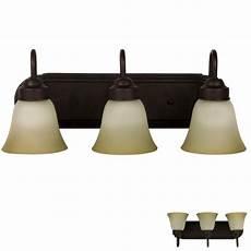 Oil Rubbed Bronze Bath Light Fixtures Oil Rubbed Bronze Three Globe Bathroom Vanity Light Bar