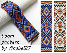 loom bead pattern ethnic style beaded pattern 13