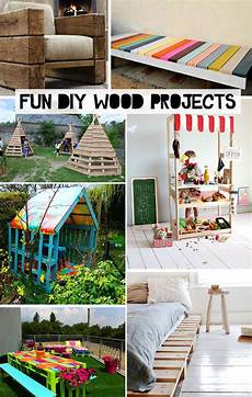 diy wood projects for the home and garden