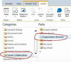 Sharepoint 2013 Org Chart From List How To Create An Org Chart In Sharepoint Sharepoint Maven