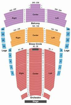 Eku Center For Arts Seating Chart The Centre In Vancouver For Performing Arts Tickets And