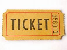 Picture Of Ticket Stub Ticket Stub Stock Image Image Of Entertainment