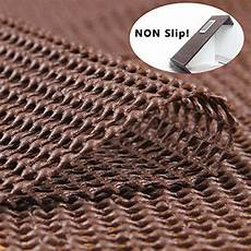 non slip area rug pad 2 x 4 for rugs on hardwood floors