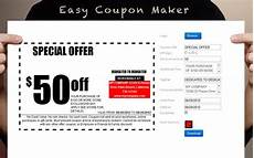 Free Coupon Maker Coupon Maker Chrome Web Store