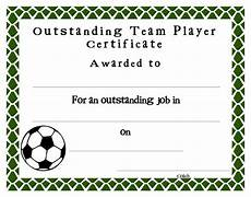 Soccer Certificate Templates For Word Soccer Certificate Templates Blank K5 Worksheets