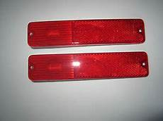 Jeep Cj5 Lights Jeep Rear Side Marker Light Cj5 Cj7 1972 1980 2 Red Lights