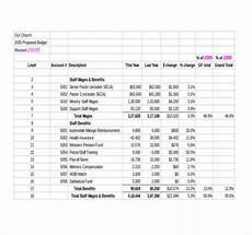 Church Budget Spreadsheet 15 Church Budget Templates Docs Excel Pdf Free