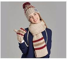 Designer Hat And Scarf Set Women S 2019 Woman Winter Hat And Gloves Sets Cotton Fashion Women
