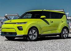 When Is The 2020 Kia Soul Coming Out by 2020 Kia Soul Ev Breaks Cover At La Motor Show Could Come