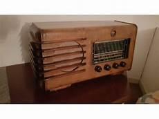lada per comodino radio d epoca a valvole phonola posot class