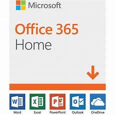 Mivrosoft Office Microsoft Office 365 Home 6gq 00091 B Amp H Photo Video