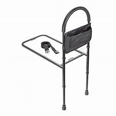 adirmed height adjustable bed rail with storage pouch 940