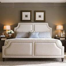 kensington place chadwick fabric upholstered bed in