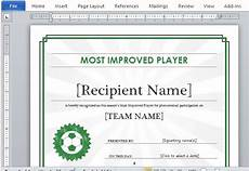 Soccer Certificate Templates For Word Printable Sports Certificate Template For Word