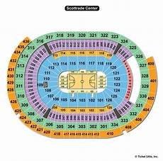 St Louis Blues Seating Chart View Scottrade Center St Louis Mo Seating Chart View