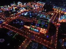 Holiday Light Show Bucks County Pa 10 Best Christmas Towns In Pennsylvania 2016