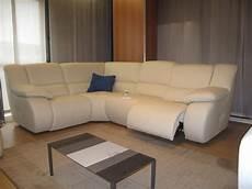 ruzzon divani mambo divano angolare con movimento relax in vera pelle