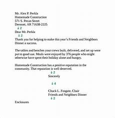 Example Of Personal Letter Format Free 9 Sample Personal Business Letter Templates In Pdf