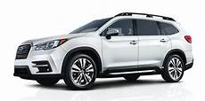 2019 Subaru Suv by 2019 Subaru Ascent Eight Seat Suv Makes Its Debut