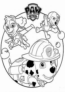 paw patrol 14 malvorlagen ausmalbilder