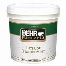 Light Textured Ceiling Paint Behr Premium Plus 2 Gal Sand Finish Flat Interior Texture