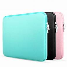 11 inch laptop sleeve 3x soft laptop sleeve bag for macbook air 11 12 13 14 15