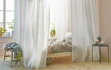 tende a soffitto ikea un letto a baldacchino in 5 mosse ikea