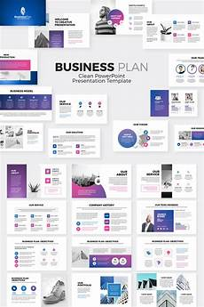 Powerpoint Presentations Template Business Plan Presentation Powerpoint Template 78201