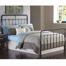 fashion bed fairfield metal bed b11064