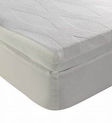 octaspring zone mattress topper memory foam topper