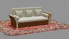 Small White Sofa 3d Image by White Sofa 3d Model Cgtrader