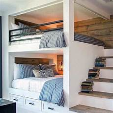 Awesome Bunkbeds Top 70 Best Bunk Bed Ideas Space Saving Bedroom Designs