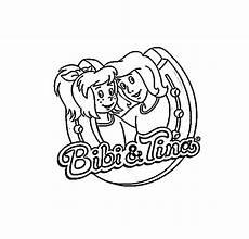 bibi und tina ausmalbilder kostenlos malvorlagen