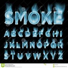 Smoke Font Free Download Smoke Font Collection Fog And Clouds Font Gas Font