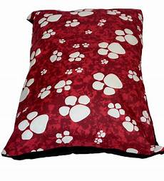 large pet bed zipped removable cover washable