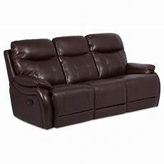 3 Seater Recliner Sofa Cover Png Image by Leather Recliner Sofa 3 Seater Eros Brown Price