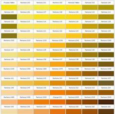 Shades Of Gold Color Chart 1000 Images About Gold Color On Pinterest Student