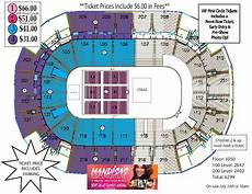 St Charles Family Arena Seating Chart With Seat Numbers Mandisa Girls Night Live