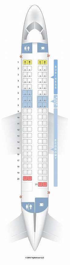 American Eagle Seating Chart Embraer 175 Seating Plan American Eagle Www