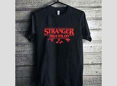 Stranger Triathlon Stranger Things shirt sweater, hoodie