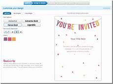 Invitations Maker Online 5 Free Websites To Design Online Wedding Invitations