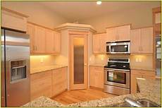 corner kitchen cabinet what to do to avoid awkward look