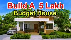 Assam Type House Design Low Budget Build A 5 Lakh Budget House Beautiful House Plan Low