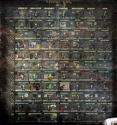 Fallout 4 Skills Chart Fallout 4 Perk Chart Best Effort Fo4