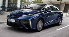 toyota models 2020 toyota targets 30 000 hydrogen by 2020 zero co2
