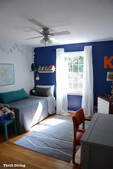 Bedroom In Before After Tween Boys Bedroom Makeover Reveal