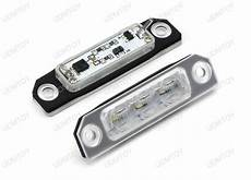 2013 Ford Focus License Plate Light Replacement Ford Mustang Flex Focus Exact Fit Led License Plate Light