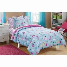 mainstays puppy bed in a bag bedding set