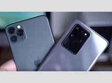 Camera Comparison: iPhone 11 Pro Max vs. Samsung Galaxy