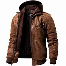 coats and jackets s real leather jacket motorcycle removable